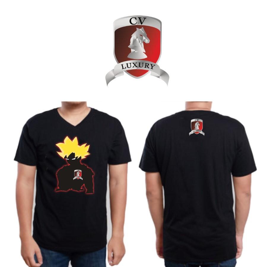 T-Shirt CV Kakarot
