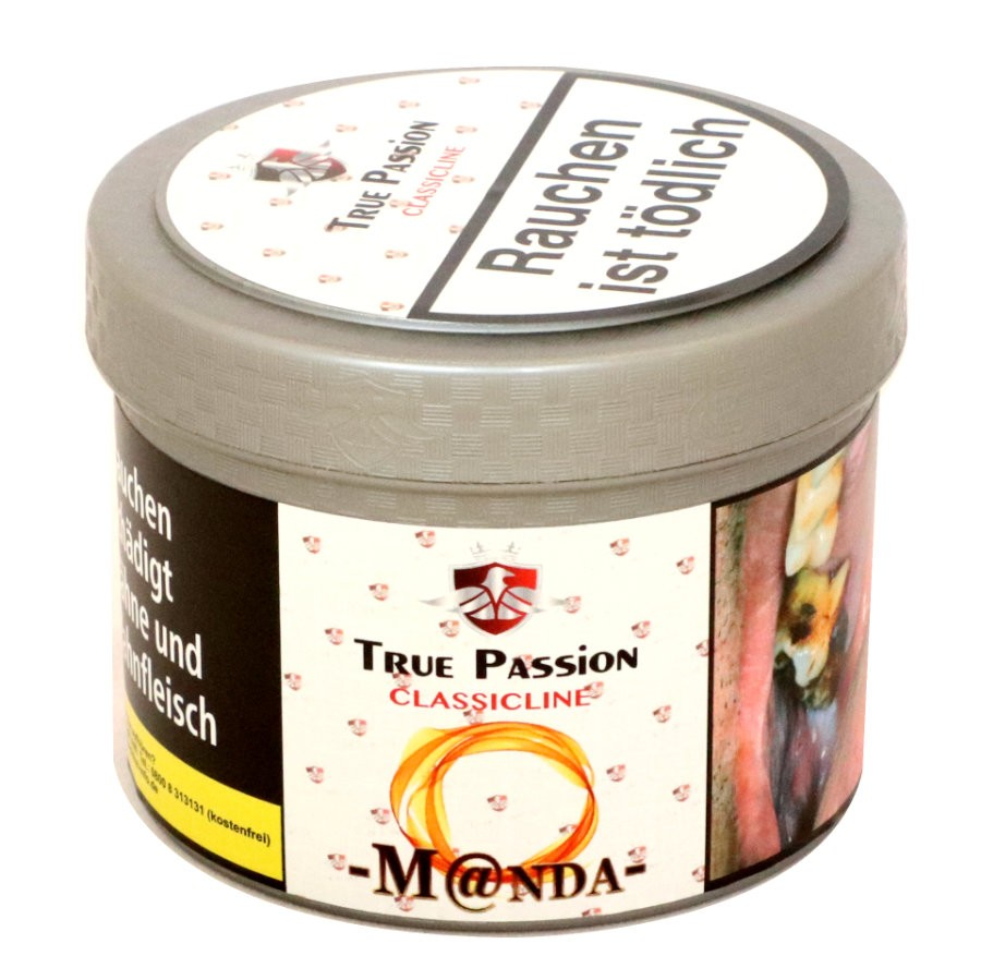 Shisha Tabak kaufen M@NDA 20g - True Passion Classicline
