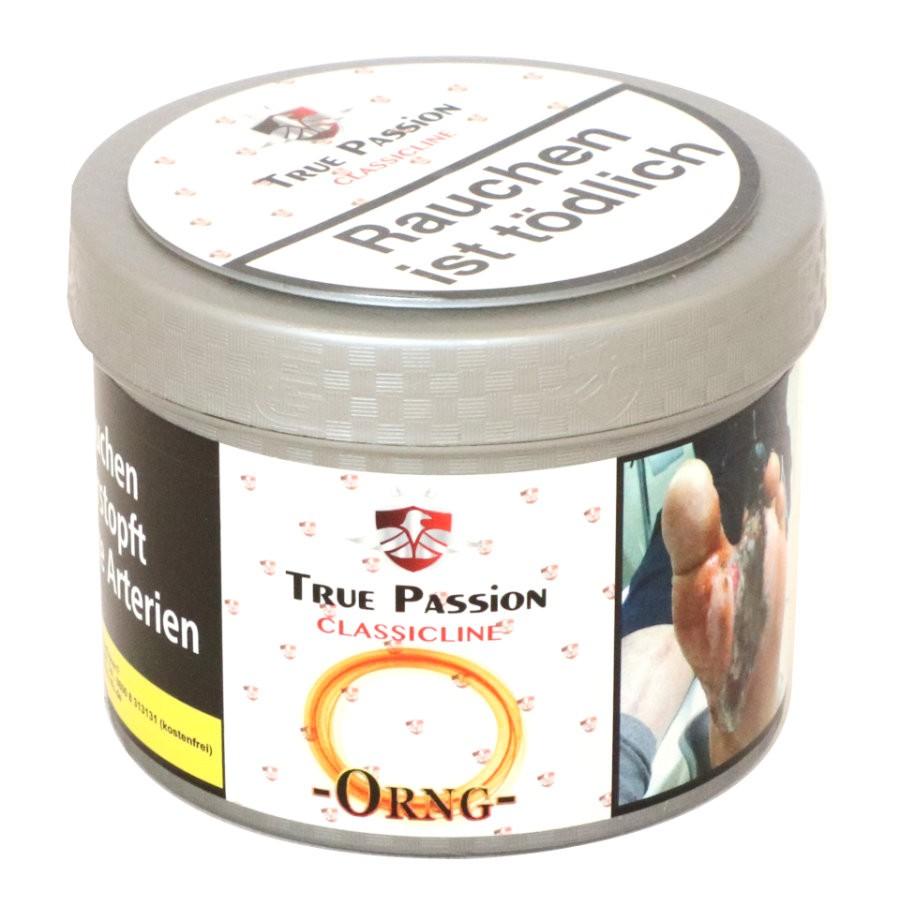 Shisha Tabak kaufen ORNG 20g - True Passion Classicline