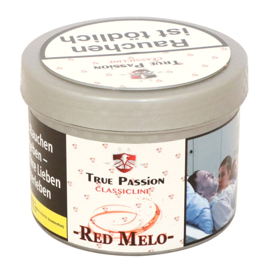 Shisha Tabak kaufen Red Melo 20g - True Passion Classicline