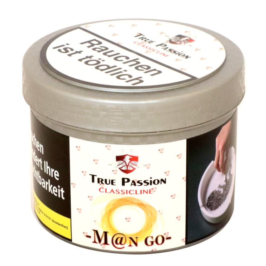 Shisha Tabak kaufen M@N GO 50g - True Passion Classicline