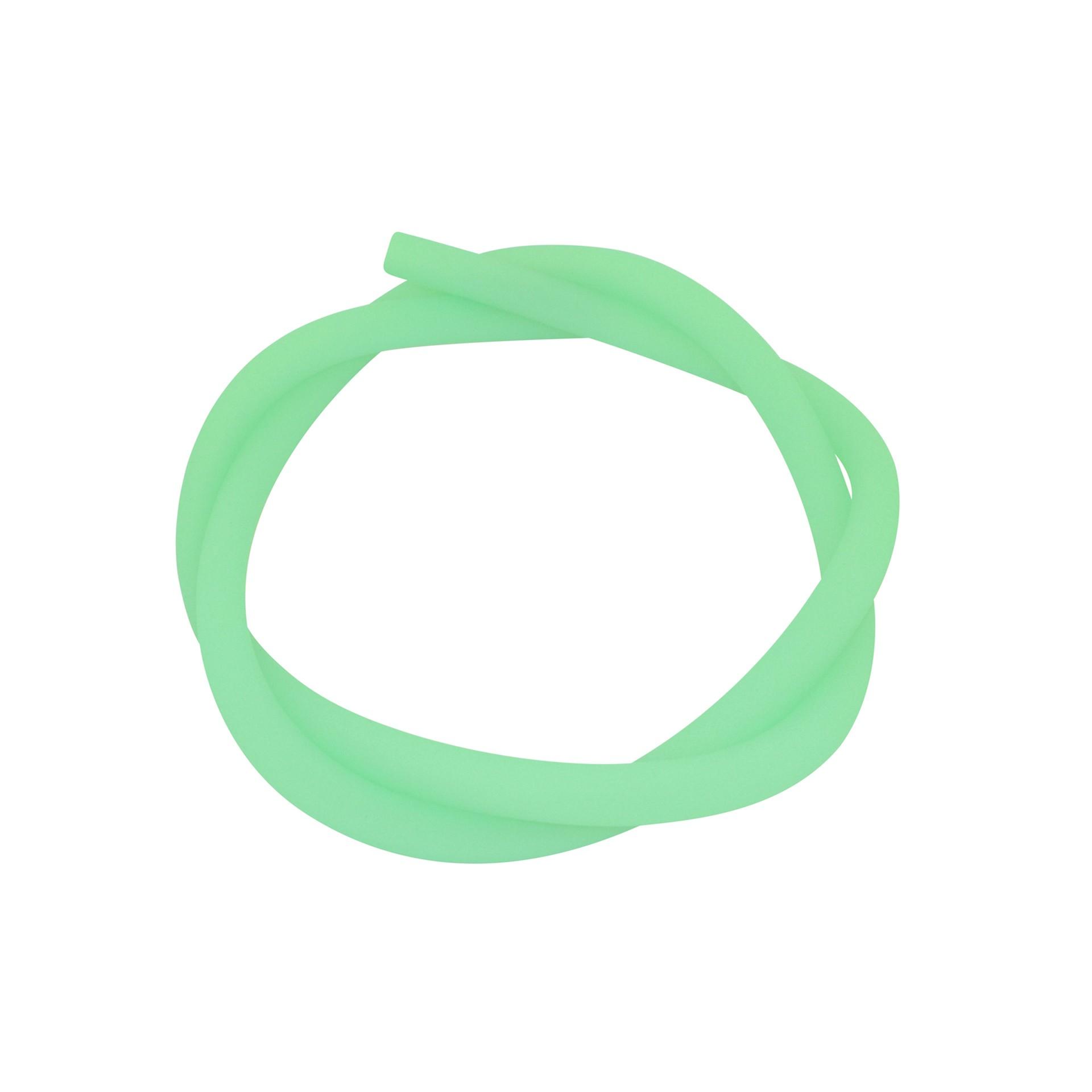 Paname Silikonschlauch - grün glow