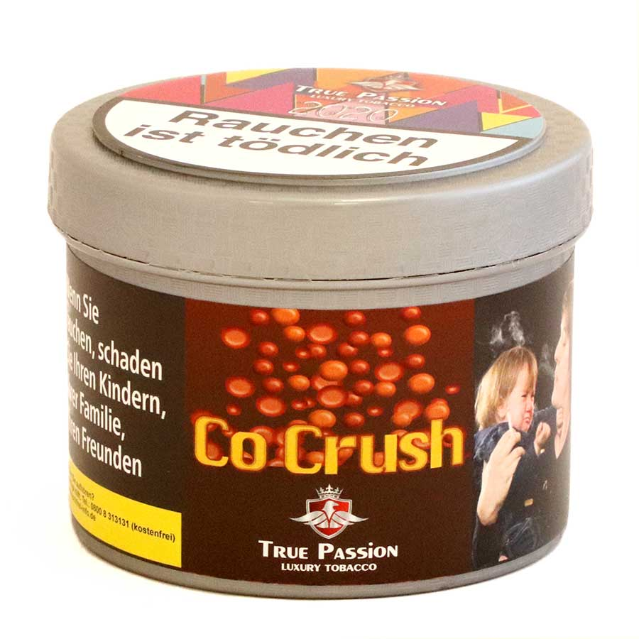 Shisha Tabak kaufen - Co Crush 20g von True Passion Luxury Tobacco